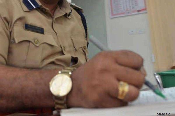constable asked for permission to commit suicide from human rights