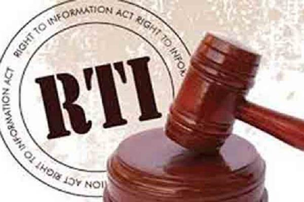 kangra central cooperative bank will now be under rti