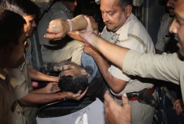 sanjeev killed in police encounter