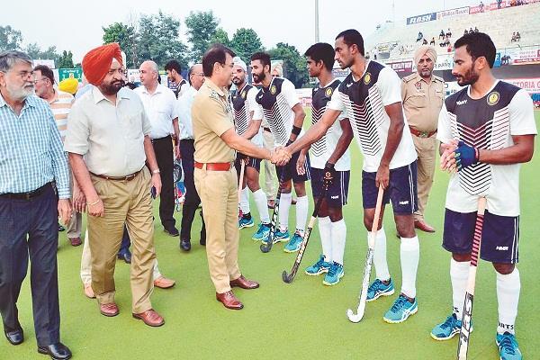 punjab and sindh bank delhi reach the semi finals