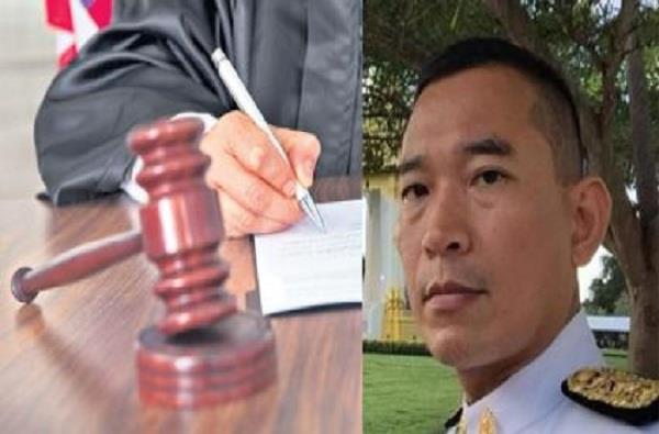 thailand judge shoots himself in court after criticising