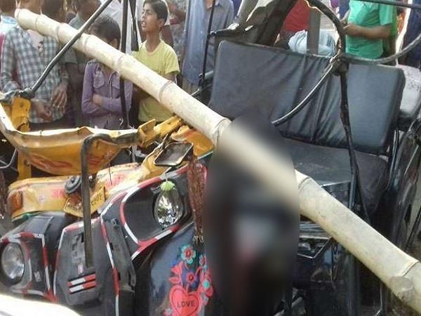 road accident in muraina