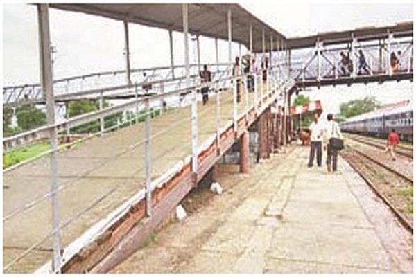 muktsar railway station s foot overbridge to be built in 2 5 crores