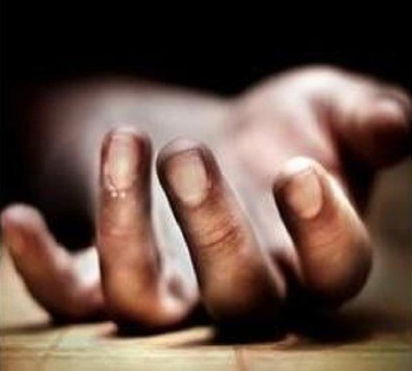 a young man died under suspicious circumstances