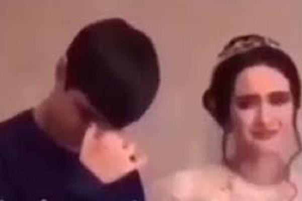 chechnya man apology for weeping at sister wedding
