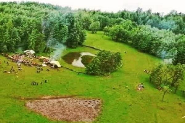 tourist places of laghati to emerge on tourism map government starts exercise