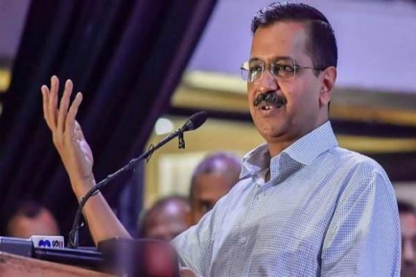 kejriwal to address c 40 conference with video conference