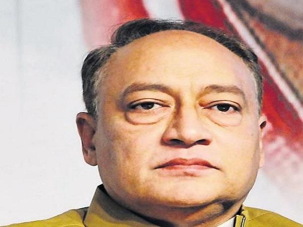 laxman singh again raised the demand to make chachauda a district