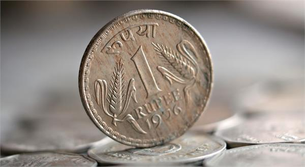 rupee weakened by 8 paise opened at 70 96 level