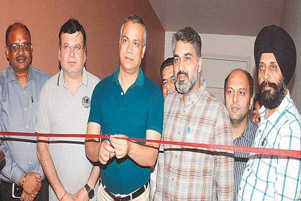 seven guest rroms in gymkhana were renovated
