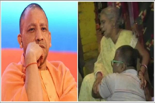 kamlesh tiwari mother said yogi got him killed my son