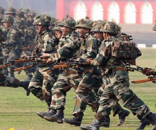13 634 youths will sweat to get army uniform