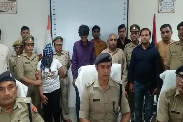etawah murder revealed news anchor husband plotted murder plans