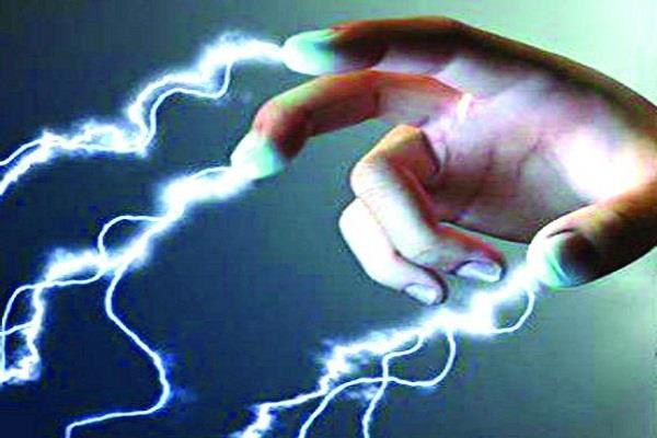 death of a person due to electric shock