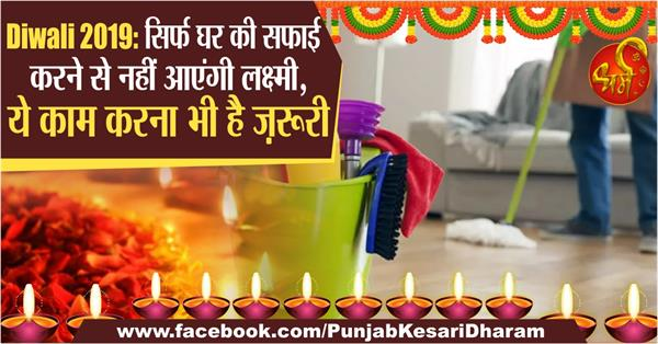 purity of mind is also important to celebrate diwali
