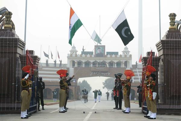 tension on the border pakistan did not take diwali sweets from india