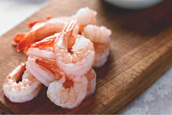 indian shrimp gets big market blockchain project started for export