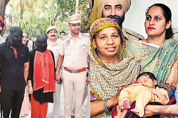 couple who kidnapped newborn from near civil hospital nabbed