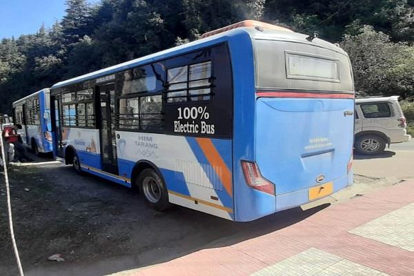 hrtc s smallest buses reached shimla will soon be seen running on the streets