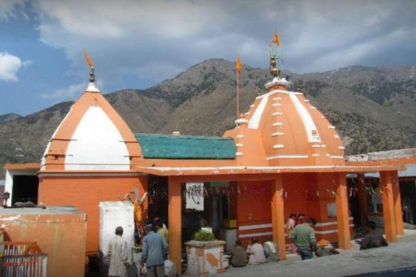 84 crores development jammu famous shuddha mahadev bjp