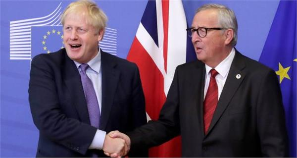 brexit deal agreed as eu leaders endorse boris johnson s plan