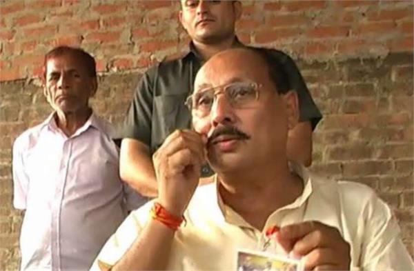 ramakant yadav will return home in sp