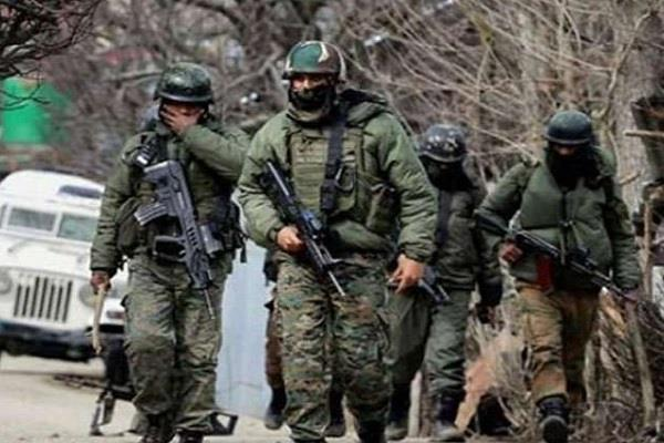 military officer martyred pakistan shelling two civilians injured