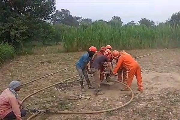 petrolium material and natural gas discovered in four districts of himachal