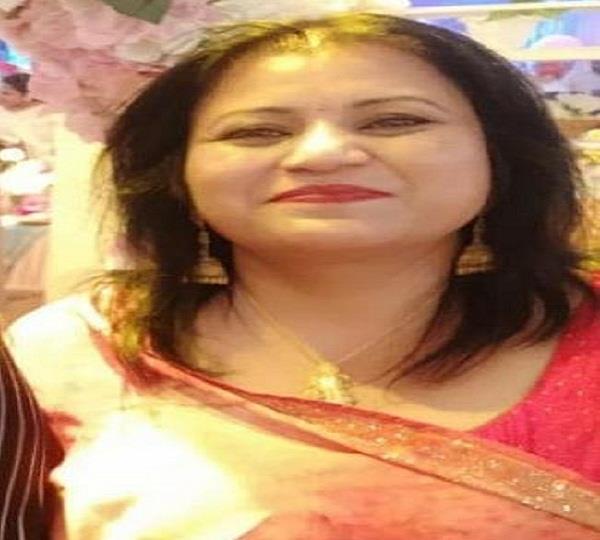 wife dies even before karva chauth eats sargi