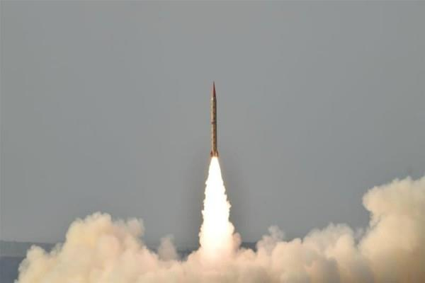 pakistan will do big missile test at modi jinping meeting sources