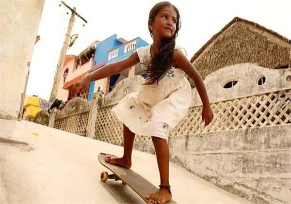 'यंगेस्ट फीमेल स्केटबोर्डर' पर बनी है शॉर्ट फिल्म 'कमली', ऑस्कर के लिए हुई सिलेक्ट