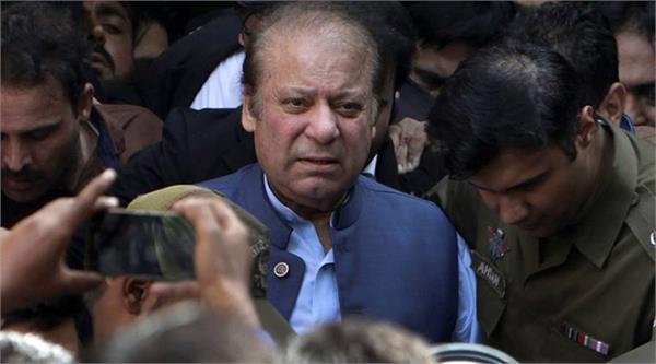 doctors can t discharge nawaz sharif due to serious health risk