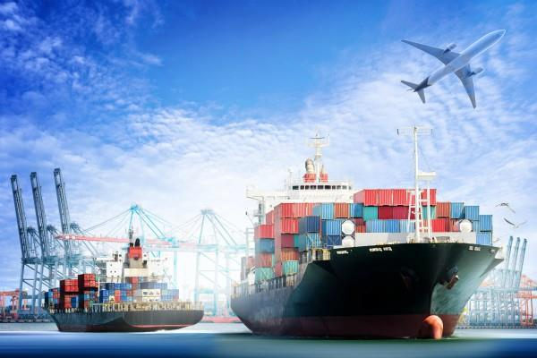 exports declined 6 57 percent in september imports also fell by 13 58 percent