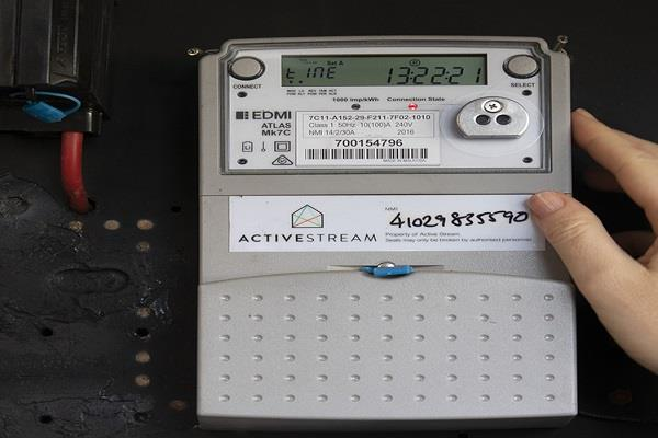 corporation has installed new meters to prevent electricity theft in cyber city