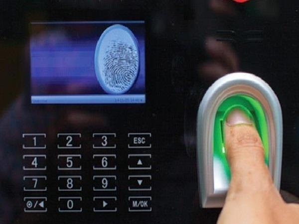 biometric machines