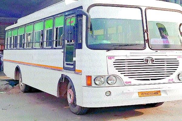 private buses filling passengers roadways management not taking action