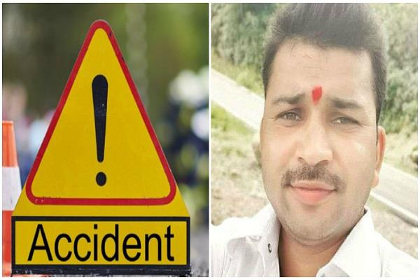 traumatic road accident in wounded army in tanda the death