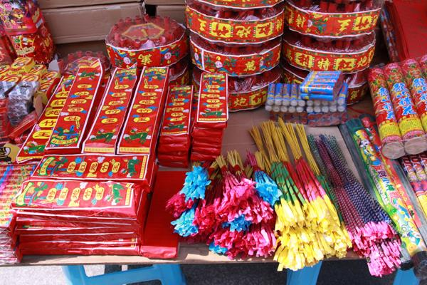 if you are caught selling or burning firecrackers on diwali then strict action