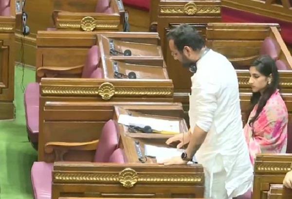 crisis for congress in raebareli