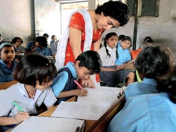 education department gives diwali gift 69 jbt teachers become regular