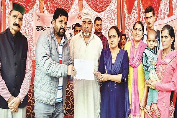 fdr distributed to 435 beneficiaries under  beti hai anmol  scheme