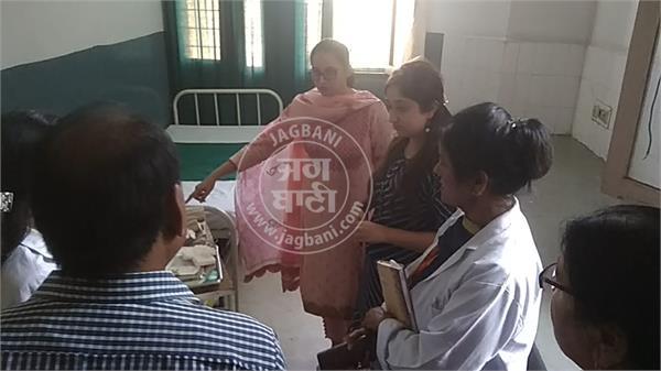 ludahiana s rejuvenation team checked at jalandhar s civil hospital