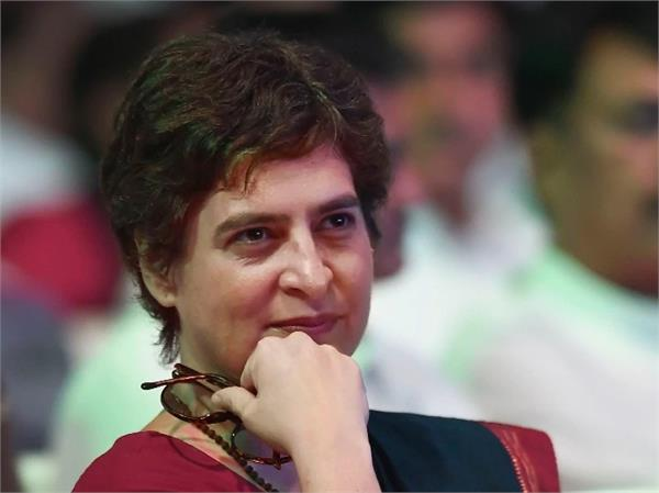 congress mlc said  priyanka gandhi will become congress