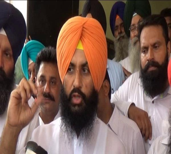center took the right decision by waiving rajoana s hanging bains