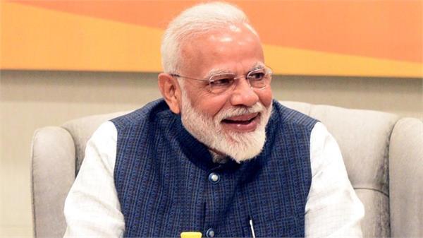 prime minister modi now preparing to vote in delhi