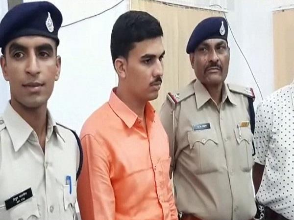 a fraudster was caught as a fake sp