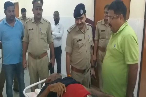 a prize of one and a half lakh rupees was killed in azamgarh