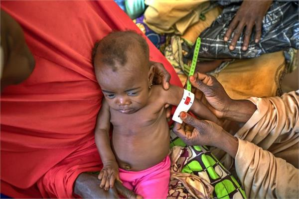 one in three young children undernourished or overweight unicef
