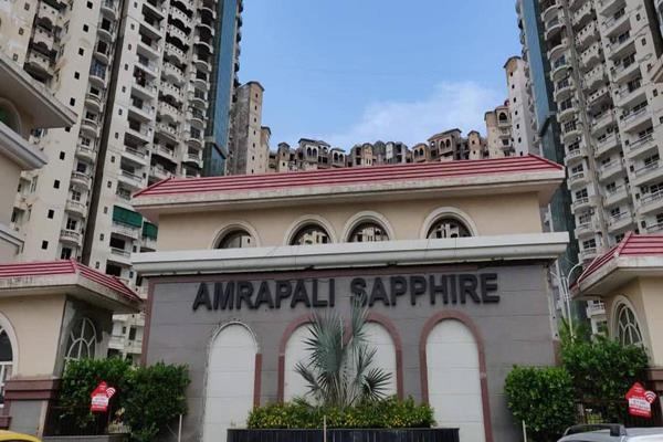 relief for home buyers of amrapali registry of flats will start today