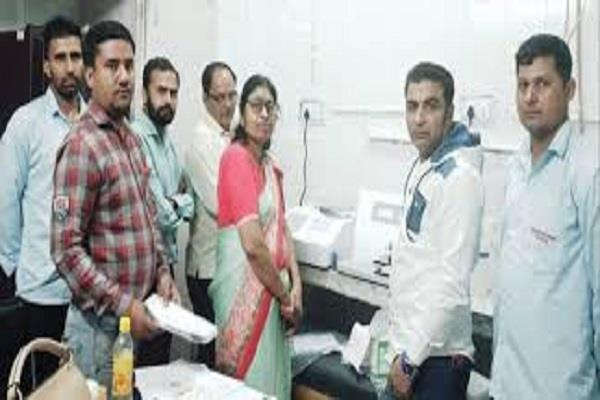 dengue test will be free in civil hospital report available in 4 to 6 hours